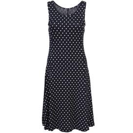 Damen Kleid mit Punkten
