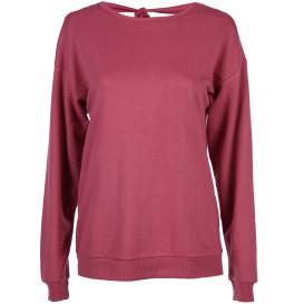 Damen Only Sweatshirt mit Spitzendetails