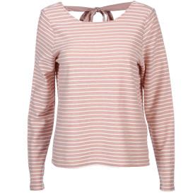 Damen Only Sweatshirt ELLY mit Rückenausschnitt