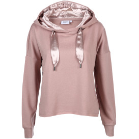 Damen Only Hoody ROSEMARY