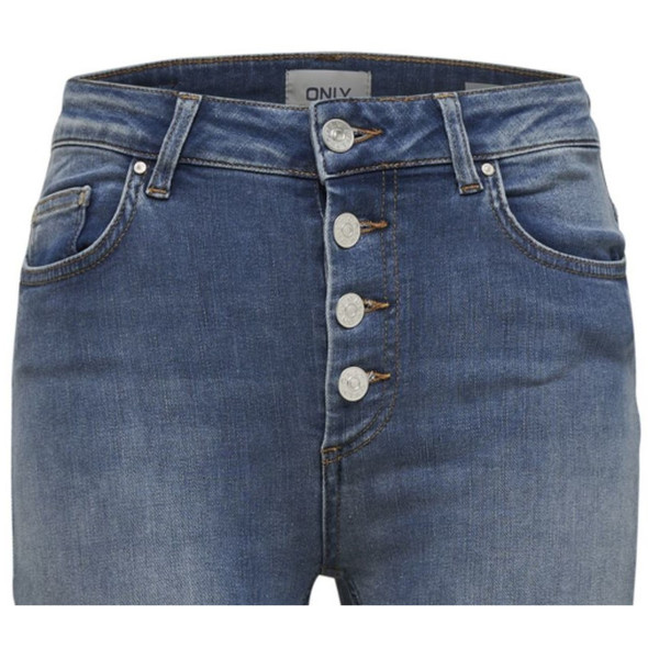 Only ONLBLUSH HW BUTTON DN Jeans