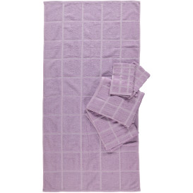 Frottier Set 5tlg., best. aus Waschhhandschuh, Duschtuch und Handtuch