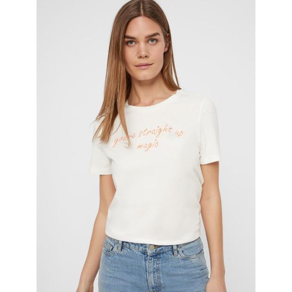 Vero Moda VMSARAH OLLY SS TEE B Shirt