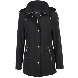 Damen Jacke mit abnehmbarer Kapuze