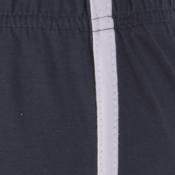 Damen Leggings mit seitlichem Streifen