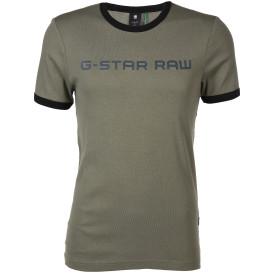 Herren Shirt mit Logoschriftzug