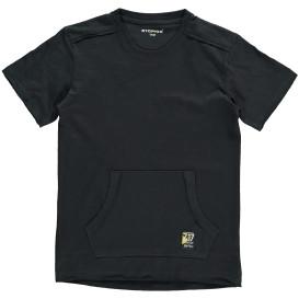 Jungen T-Shirt mit Kängurutasche