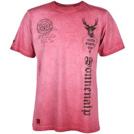 Herren Shirt in Trachtenoptik