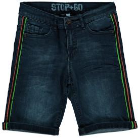 Jungen Jeans mit Neonstreifen