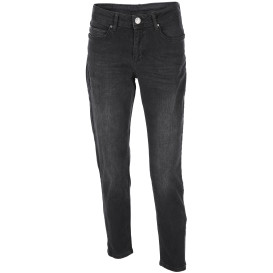 Damen Jeans mit kleinem Seitenreißverschluss