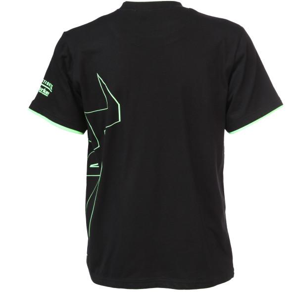 Herren T-Shirt mit gedoppelten Abschlüssen