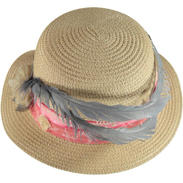 Damen Trachtenhut mit Deko Details