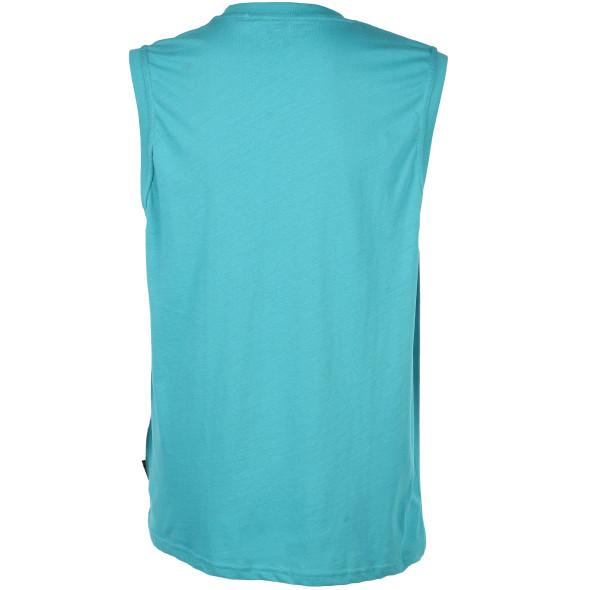 Herren Muscle Shirt mit Frontprint