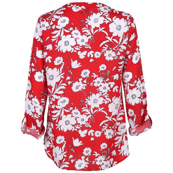Damen Bluse im Frühlingslook
