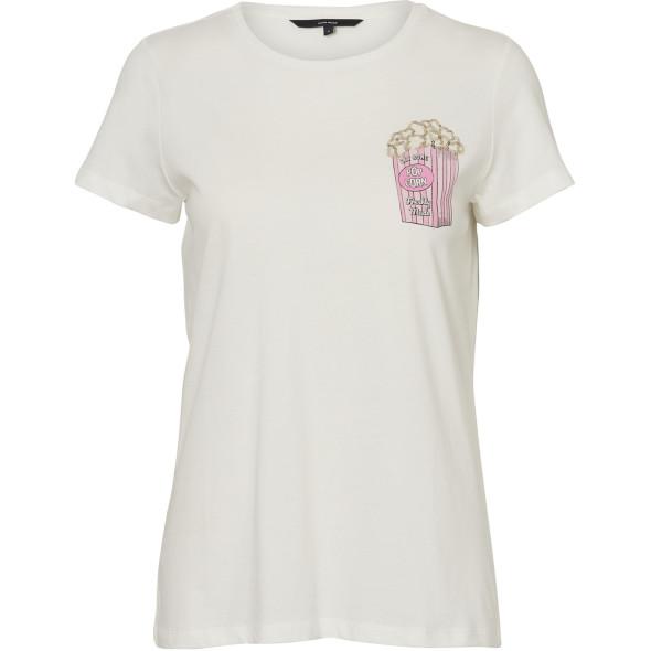 Vero Moda VMPOPS DIANA SS TOP B Shirt