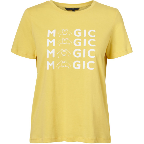 Damen Vero Moda Shirt mit coolem Print