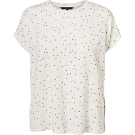 Damen Vero Moda Shirt mit feinem Herz Print