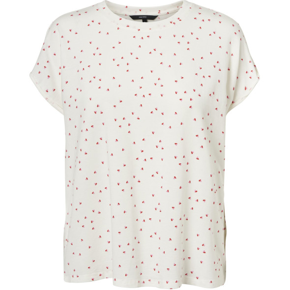 Vero Moda VMAMAYA WILLOW SS TOP Shirt