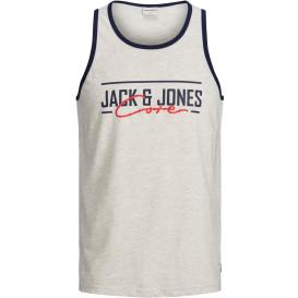 Jack&Jones JCOMICK TEE S/L CREW Tank Top