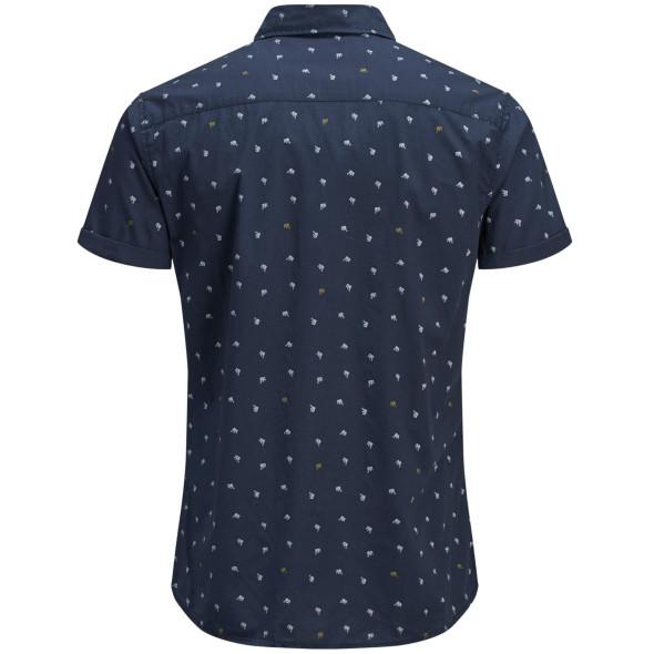 Herren Jack&Jones Hemd mit Minimalprint
