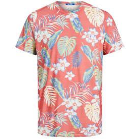 Herren Jack&Jones T-Shirt im Blumenprint