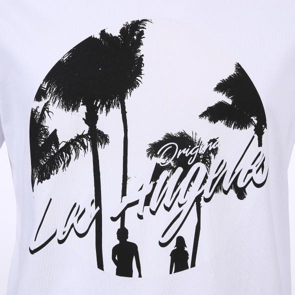 Herren Jack&Jones Shirt mit Frontprint