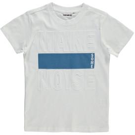 Jungen Shirt mit Wording