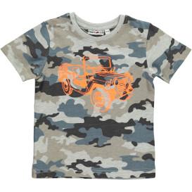 Jungen T-Shirt mit Jeep-Print