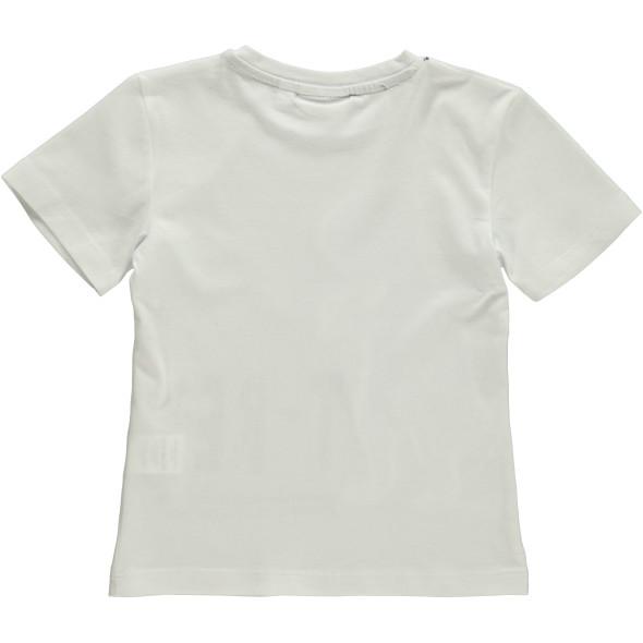 Jungen T-Shirt mit Wendepailletten im Dinomotiv