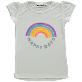 Mädchen Shirt mit Pailetten
