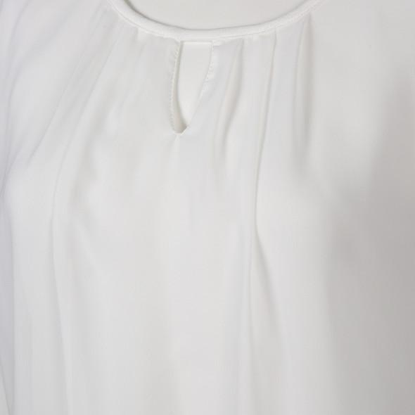 Damen Shirt mit Chiffon