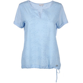 Damen Shirt mit Stickerei