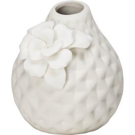 Deko Porzellan Vase 10x9x10cm