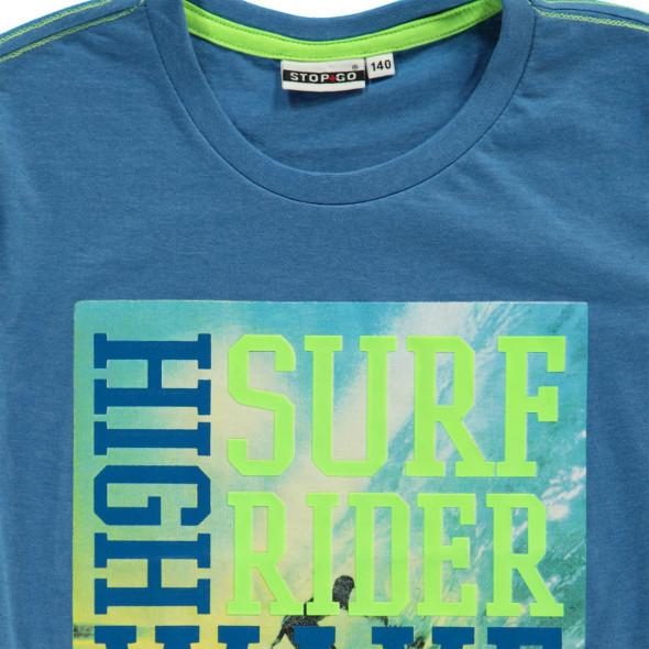 TB Jungen Shirt mit Frontprint