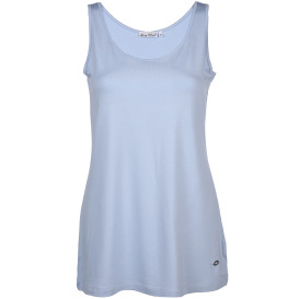 Damen Top unifarben