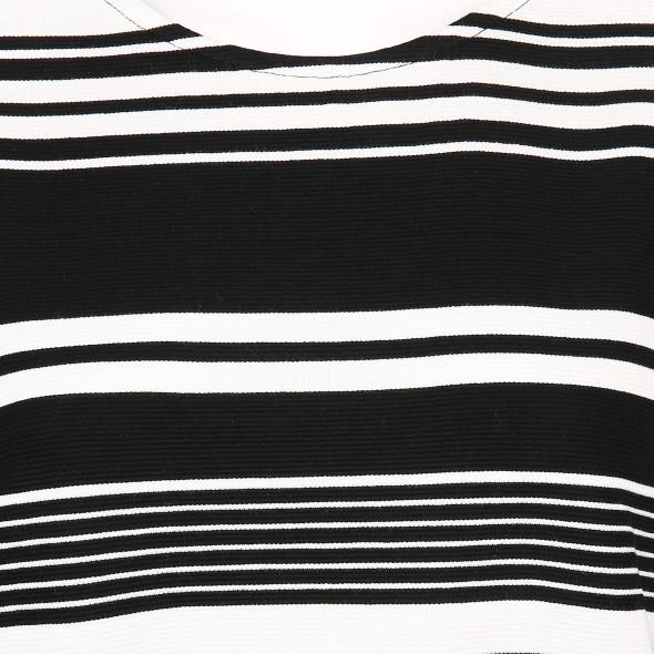 Damen Sweatshirt mit Streifen