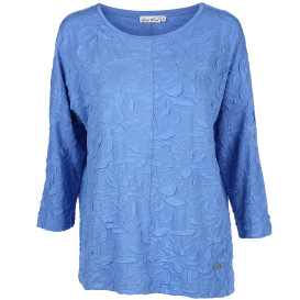 Damen Cloque Shirt