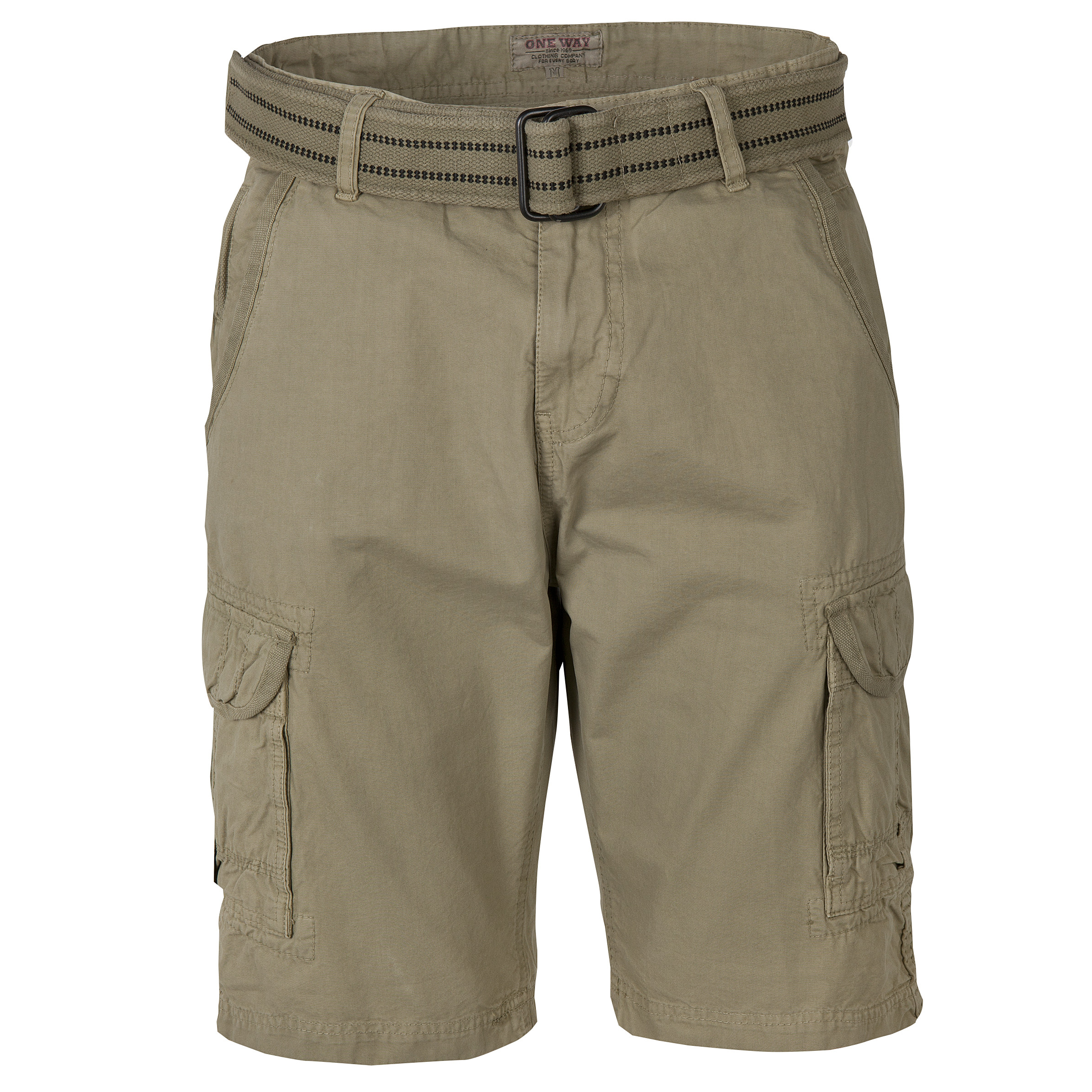 Chaps Mens Shorts W38 Khaki Polyester Schnelle Farbe Kleidung & Accessoires