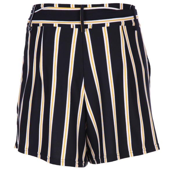 Damen Shorts mit Bindegürtel
