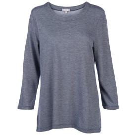 Damen Shirt mit 3/4 langen Ärmeln