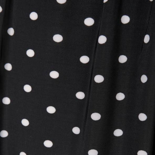 Damen Jersey Shorts mit Punkten