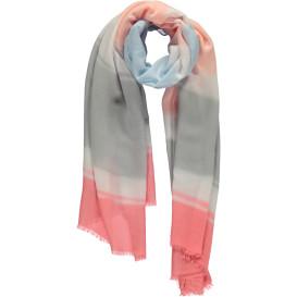 Damen Schal mit Blockstreifen