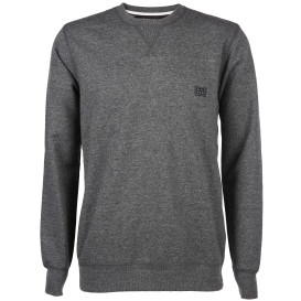 Herren Sweatshirt in melierter Optik