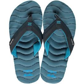 Herren Zehensandale mit vorgeformten Fußbett