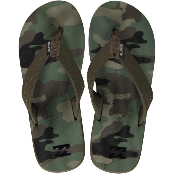 Herren Zehentrenner in Camouflage Optik