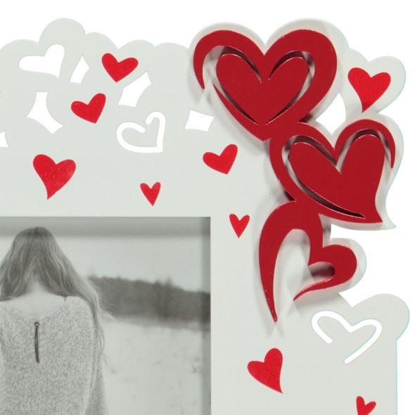 Bilderrahmen mit Herzen