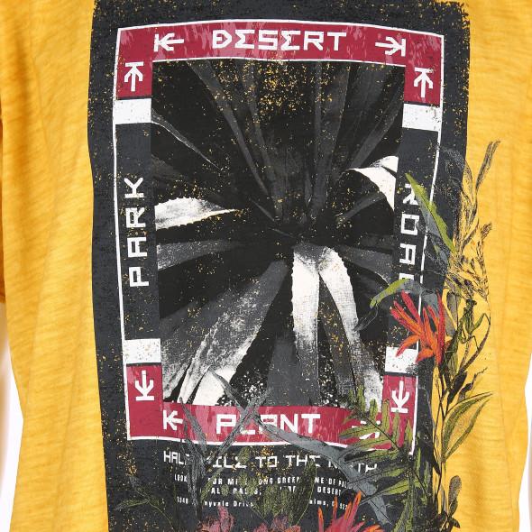 Herren T-Shirt mit Urban Prints