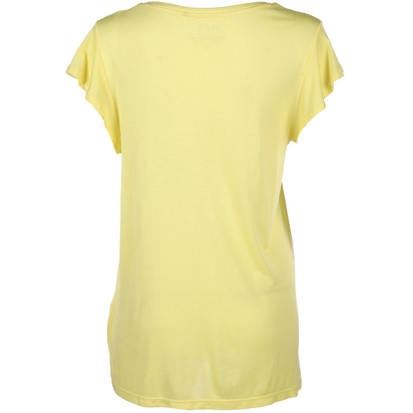 Damen Top mit Volants