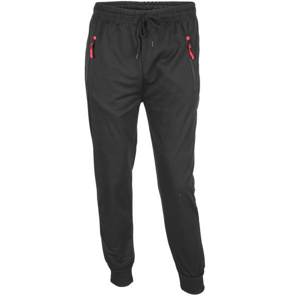 Herren Jogginghose mit Reißverschlusstaschen