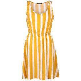 Damen Only Kleid mit Streifen